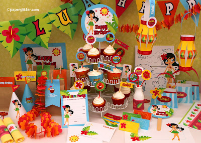 Party Printable Giveaway and free