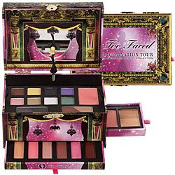 Too Faced World Domination Tour All Access Backstage Beauty Collection