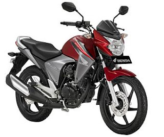 Colorful Life Honda New Megapro The Real Street Fighter