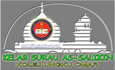 Kelab Rakan Surau As-Salikin, Kolej Ungku Omar, UPSI