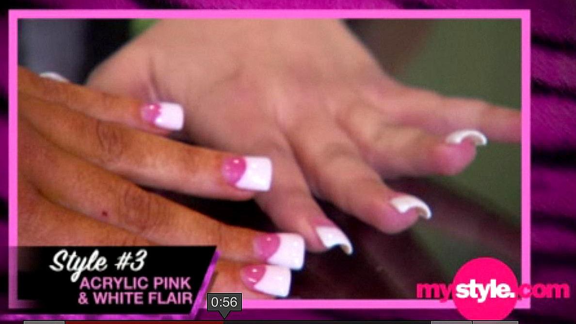 KellieGonzo: jerseylicious nails