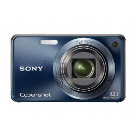 Sony Cyber-shot DSC-W290 12 MP Digital Camera with 5x Optical Zoom and