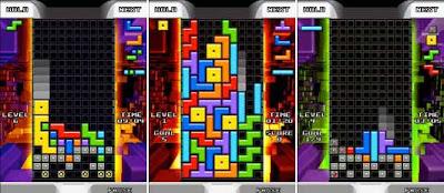 Tetris Mania screenshoot