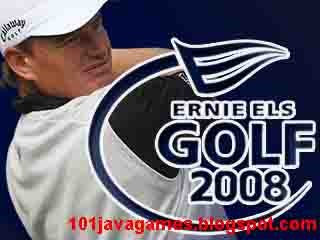 Ernie Els Golf header