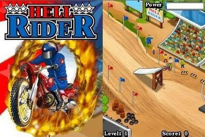 Hell Rider screenshot