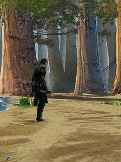 Screenshot0007 Mini-Análise: Star War: The Force Unleashed [N-Gage]