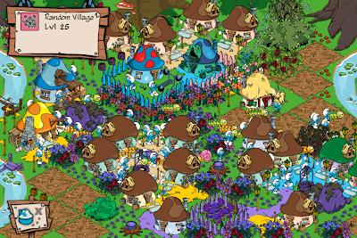 IMG_0001 'Colheita Feliz' com Smurfs e Grátis? Sim, é verdade!