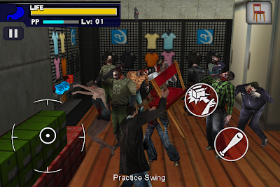 IMG_0974 Confira um Preview de Dead Rising Mobile para iPhone