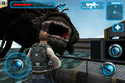 Review - Zombie Infection (iPhone)