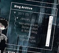 Menambahkan Scroll Button di Arsip Blog