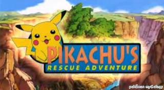 Baixar Pokémon: Pikachu ao Resgate Download Grátis