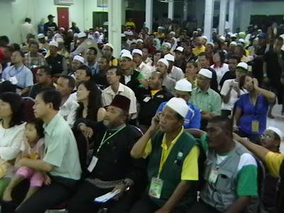 keputusan pilihanraya Bkt Gantang Bkt Selambau