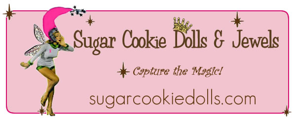 Sugar Cookie Dolls & Jewels