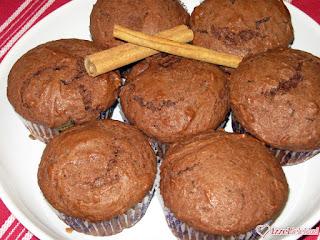 Rumpuncsos muffin