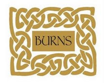We are kindly sponsored by Burns