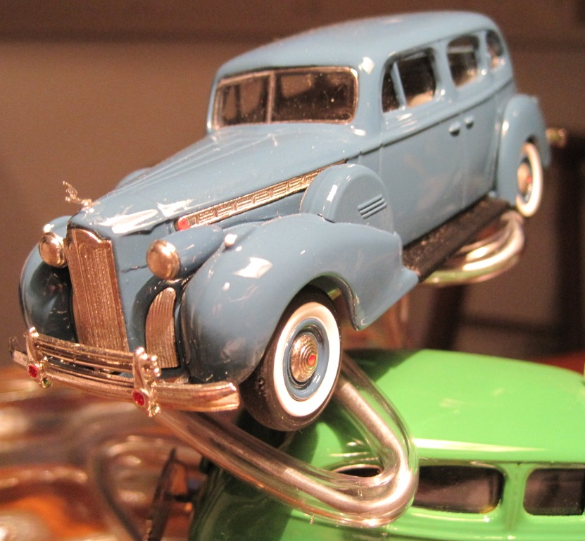 Miniatura 1.43: Packard Super Eight 1940