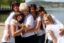 grandma's girls