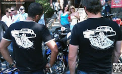 Harley Davidson and Fameland Classic Car T-shirts