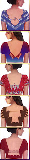 Latest Blouse Design ofr Party Wear, New Blouse Designs Photos