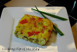Southwestern Potato Egg Bake