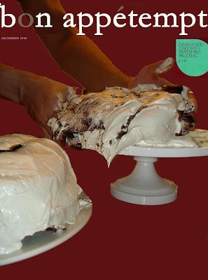 Bon Appétempt: Bon Appetit's Devil's Food Layer Cake with Peppermint ...