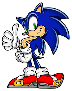 Designing Games that are Accessible for Everyone. Image of Sonic the Hedgehog (c) Sega.