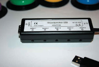 Woodpecker USB Switch Interface for PCs from Technology and Integration.