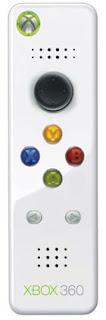 Xbox 360 Wii-mote.