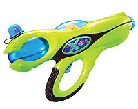 Switch Adapted Water Pistol - more ideas...