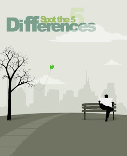 5 Differences - available at Crazy Monkey Games