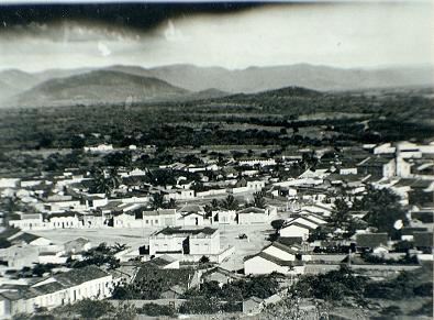 a cidade de guanambi - grupo escolar getúlio vargas