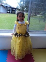 Una verdadera princesa..