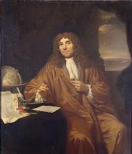 Antonie van Leeuwenhoek.