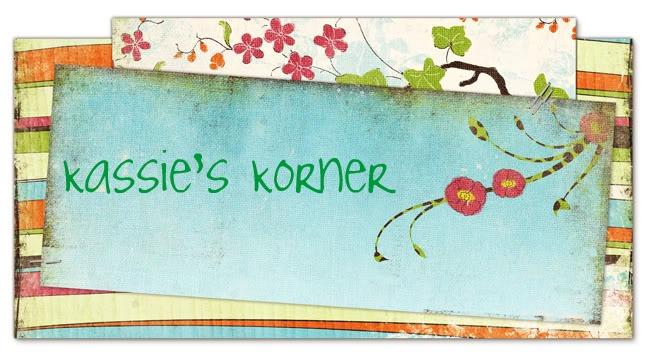 kassie's korner!