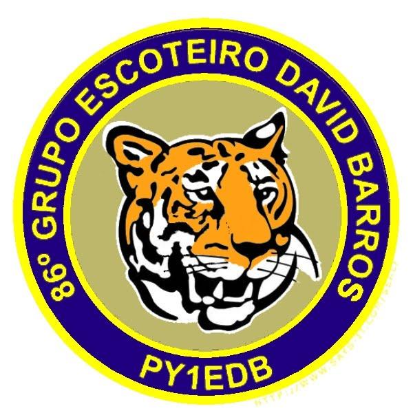 86º GRUPO ESCOTEIRO DAVID BARROS - RJ