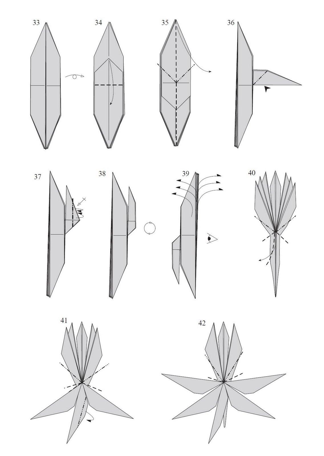 """Como hacer un """"GLOBO"""" de papel [Tutorial origami]"""
