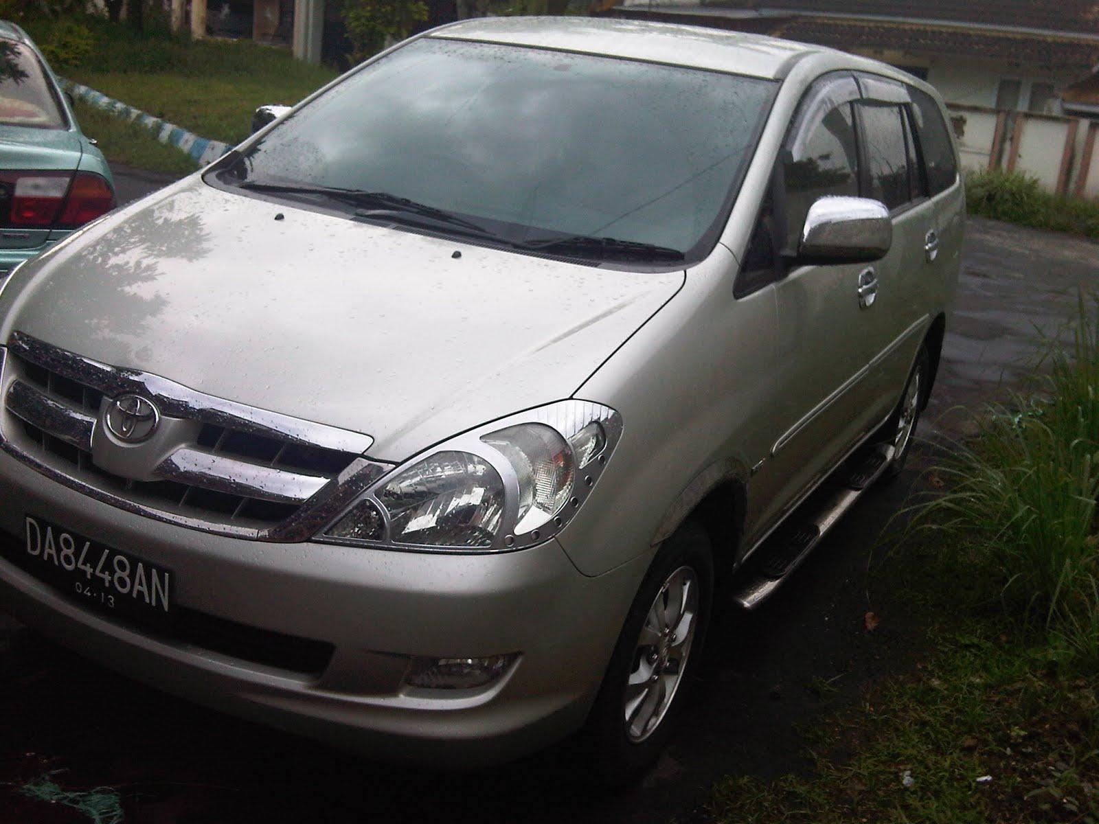 Jual-Beli-Sewa Mobil Malang Raya: Dijual Kijang Innova ...