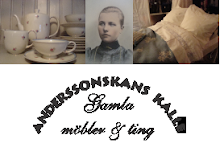 Underbara gamla ting hos Anderssonskans Kalle !