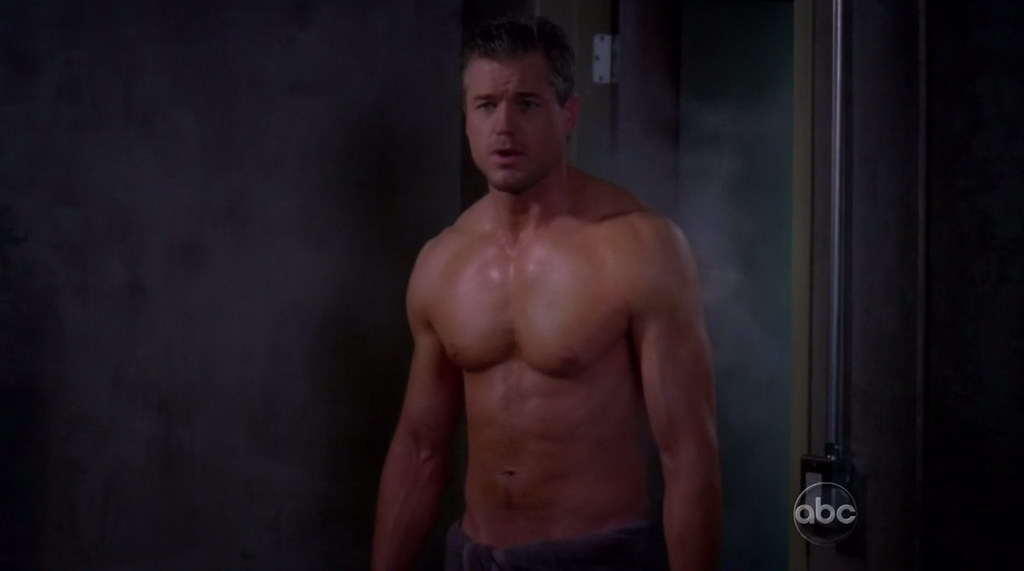 Eric Dane On Greys Anatomy S6e22 Shirtless Men At Groopii