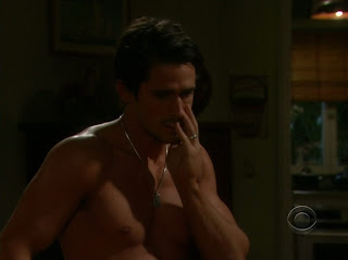 Brandon Beemer Shirtless on the Bold and the Beautiful 20100304