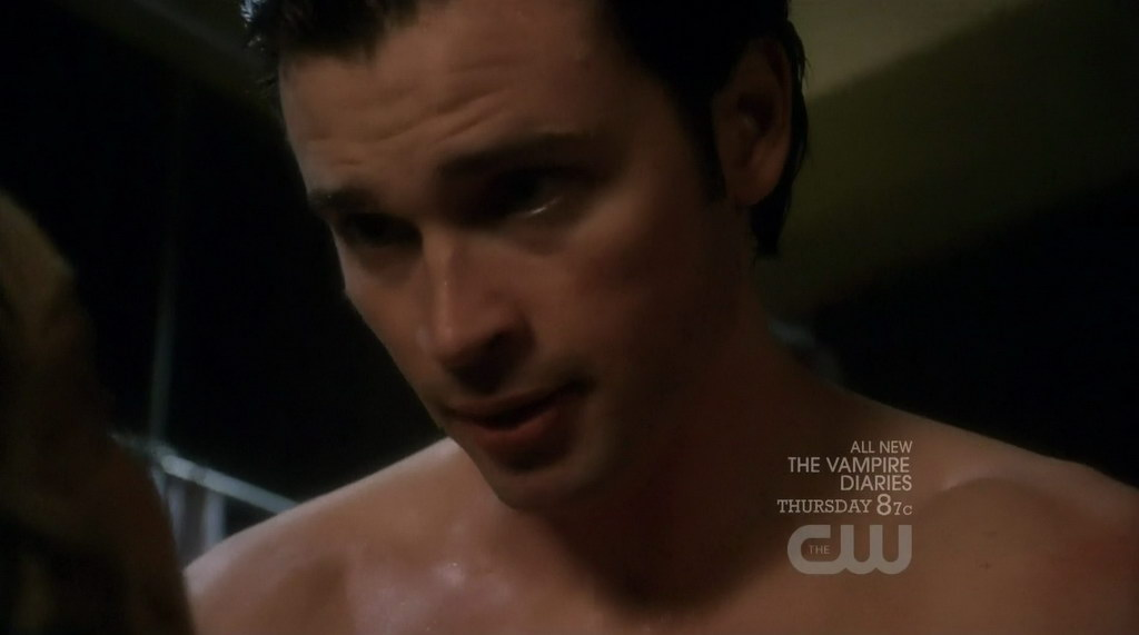 tom welling on smallville s9e15 shirtless men at groopii