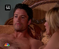 James Scott Shirtless on Days of Our Lives