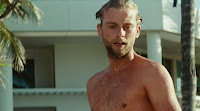 Joe Anderson shirtless in Ruins