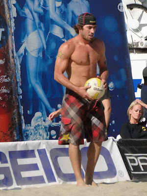 Aaron Wachtfogel Shirtless at San Francisco Open