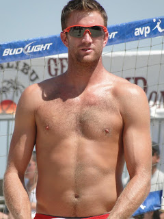 Braidy Halverson Shirtless at San Francisco Open 2009