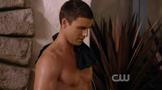 Colin Egglesfield Shirtless on Melrose Place