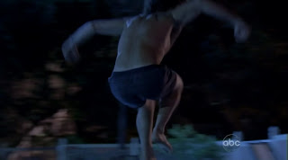 Jon Bernthal Shirtless on Eastwick s1e03