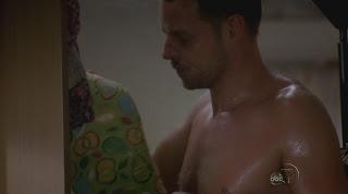 Justin Chambers Shirtless on Greys Anatomy s6e04
