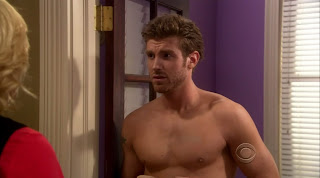 Jon Foster Shirtless on Accidentally on Purpose s1e08