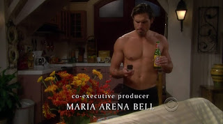 Joshua Morrow Shirtless on Young and the Restless